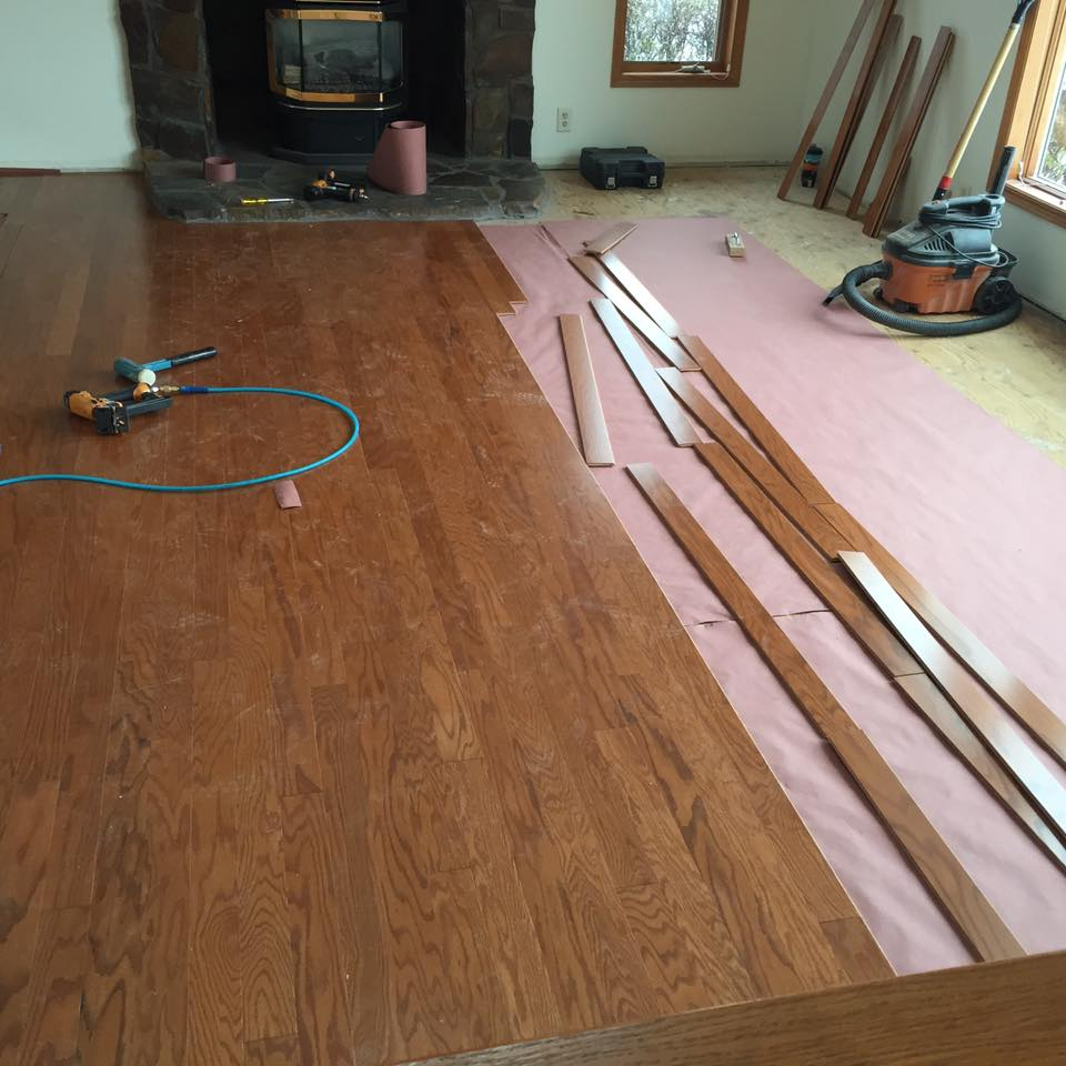 hardwood flooring in bozeman, mt