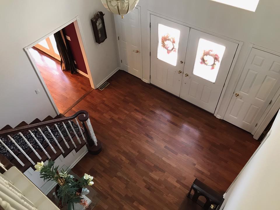 hardwood flooring in bozeman
